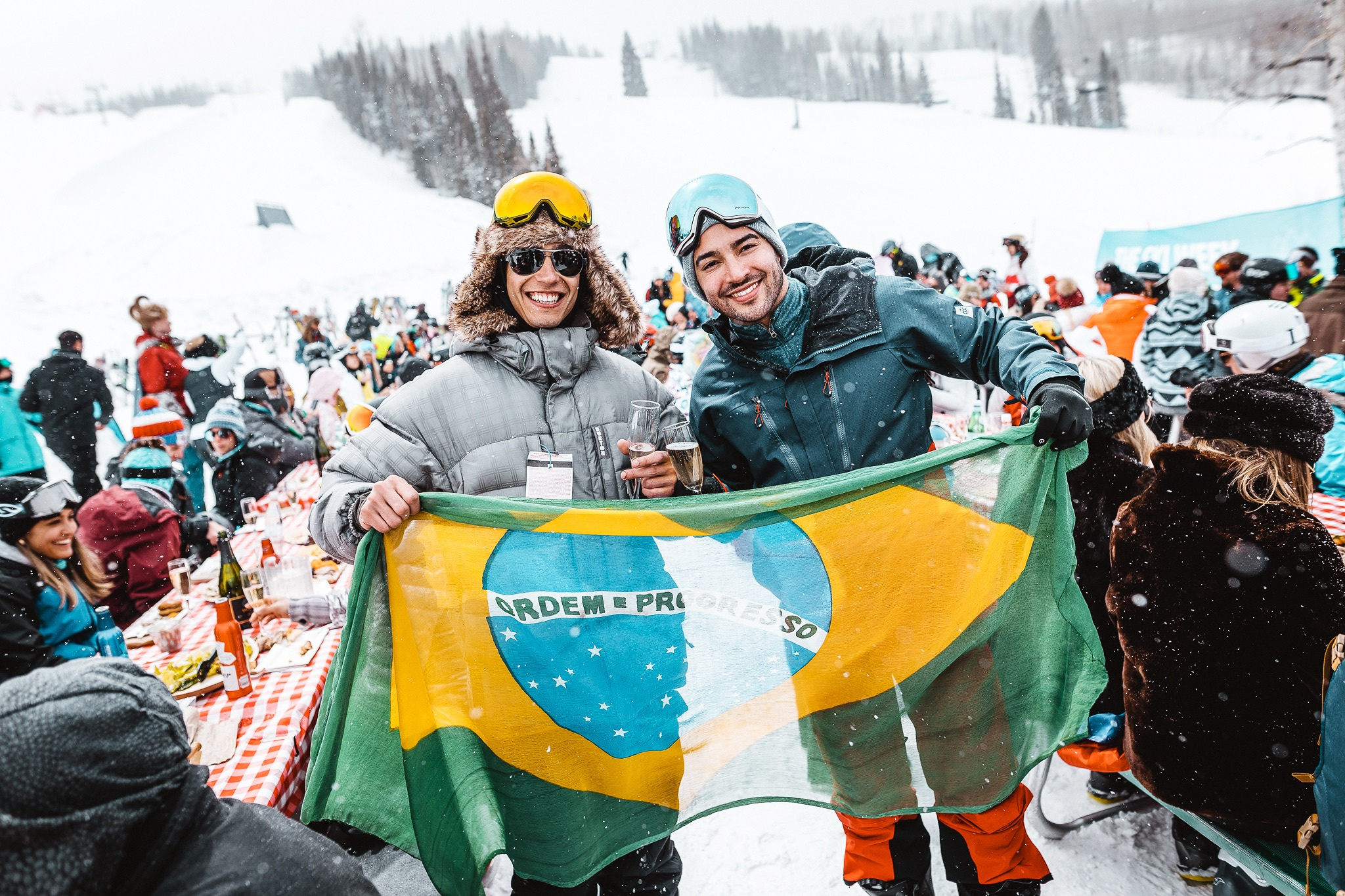 The Story of The Ski Week Aspen 2018