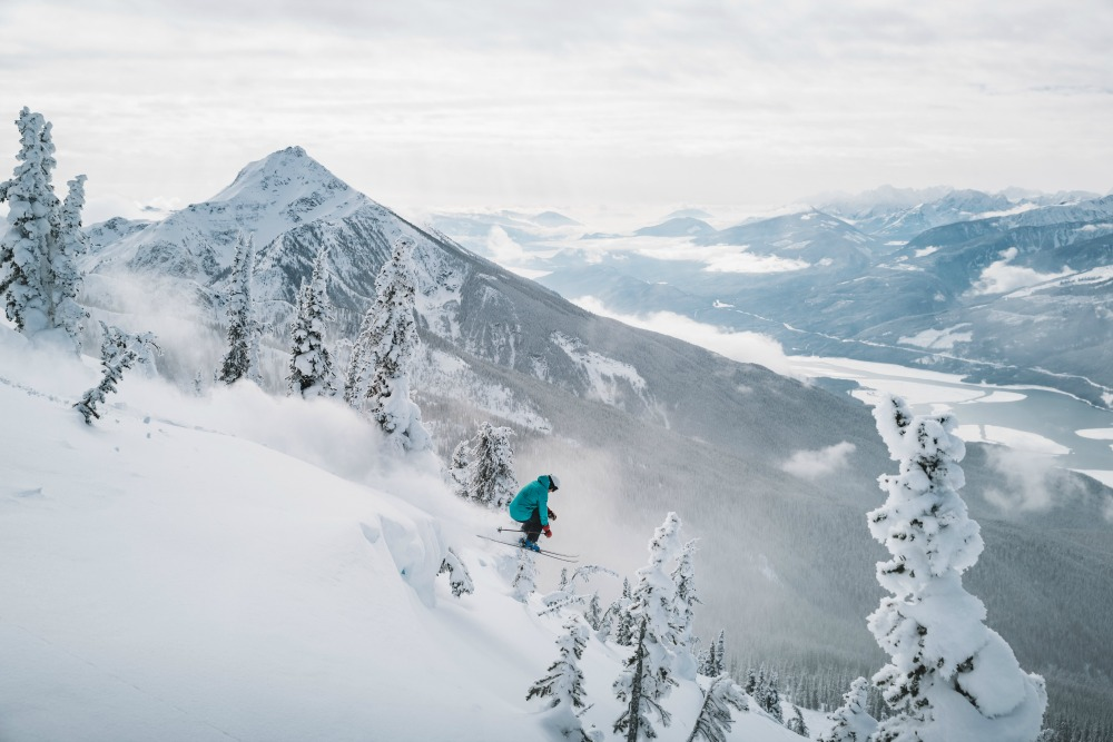 Canada road trip The Ski Week 2019 First tracks CREDIT Asa_Steinars_picmonkeyed