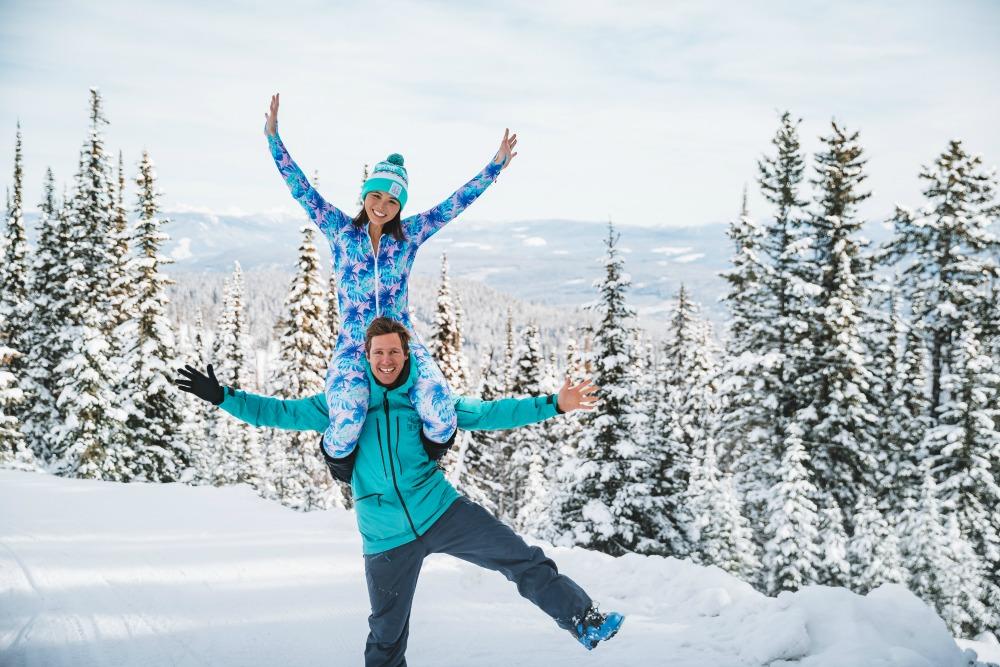 Canada road trip The Ski Week 2019 good morning CREDIT Asa_Steinars_picmonkeyed
