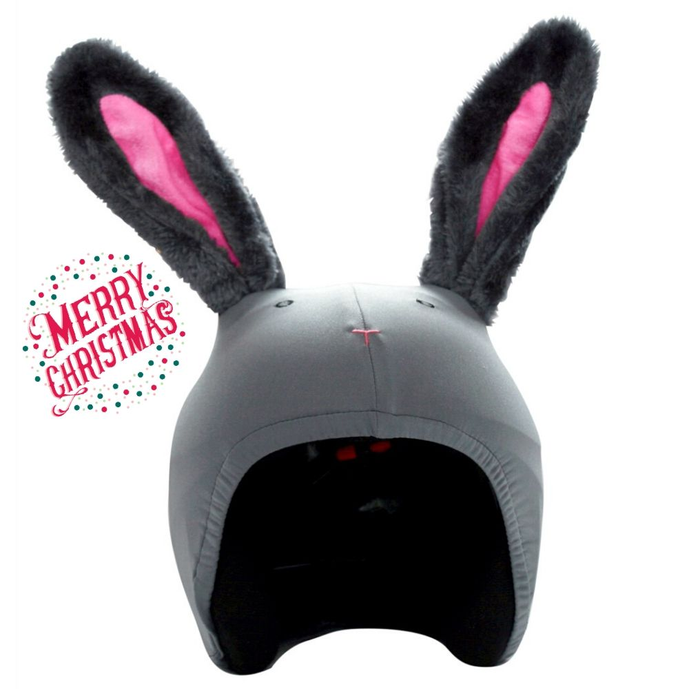 Gifts for skiers Helmet Cover Bunny CREDIT Coolcasc