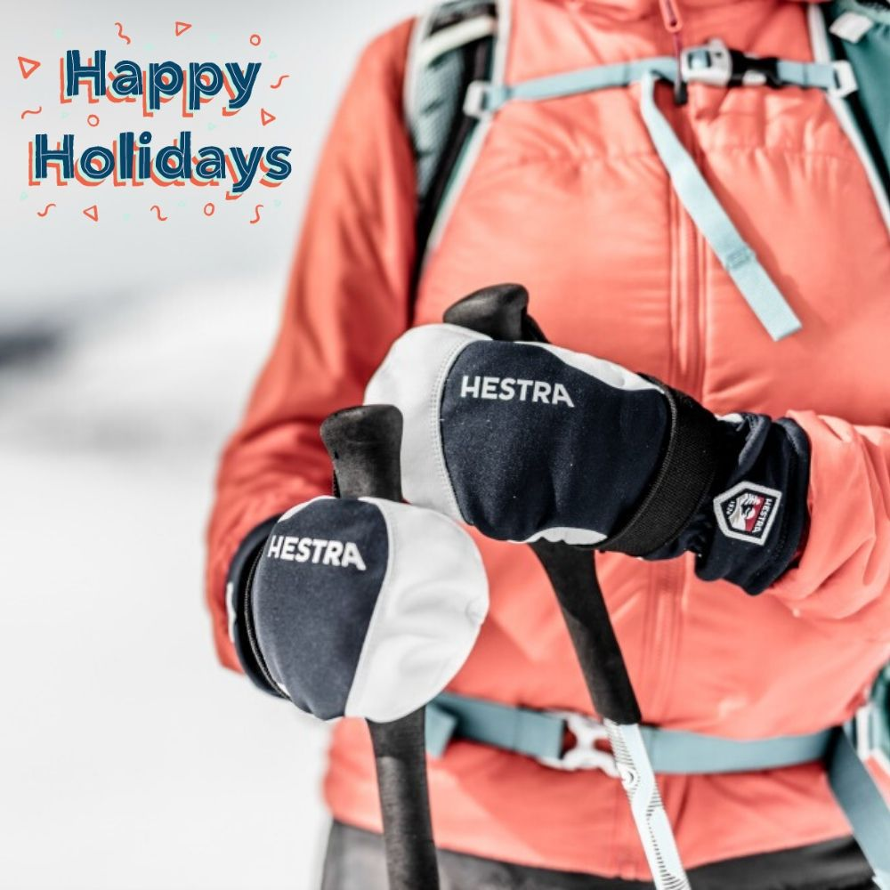 Gifts for skiers Hestra Gloves CREDIT Hestra Gloves