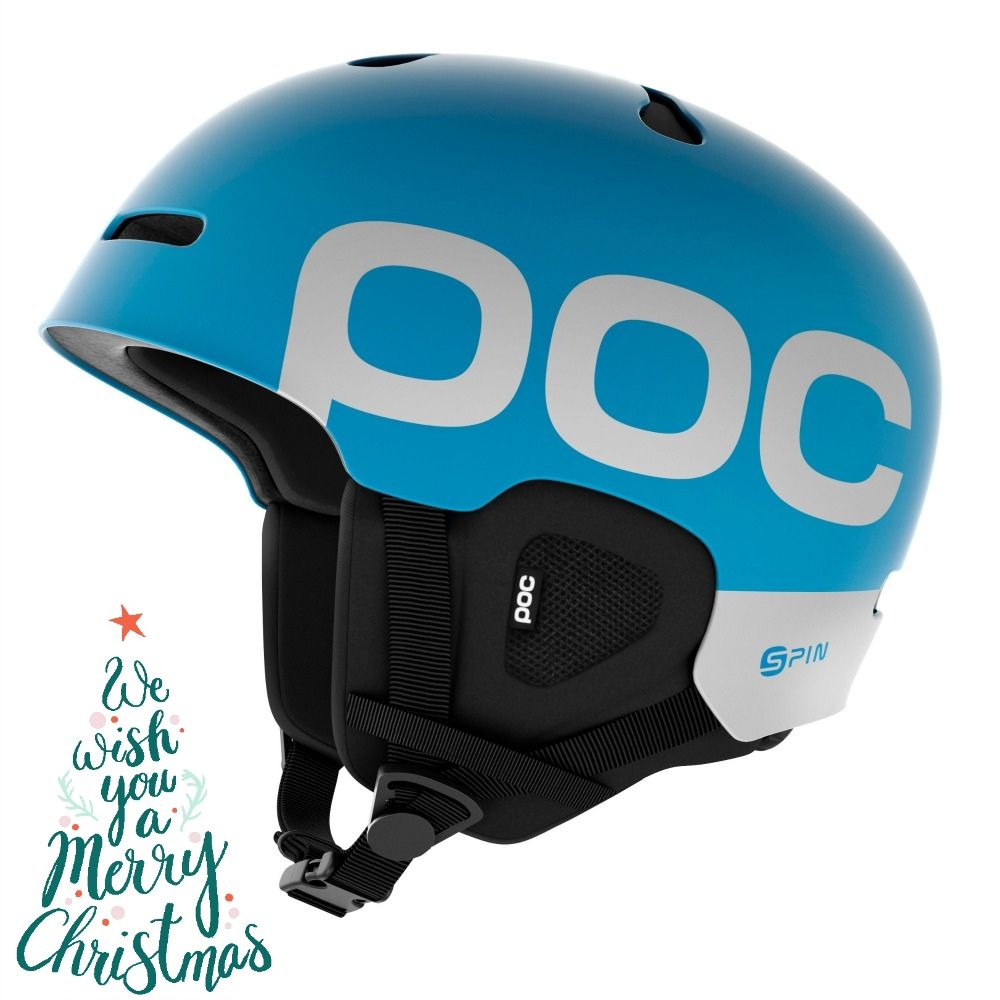 Gifts for skiers POC Auric Cut Backcountry SPIN helmet CREDIT POC