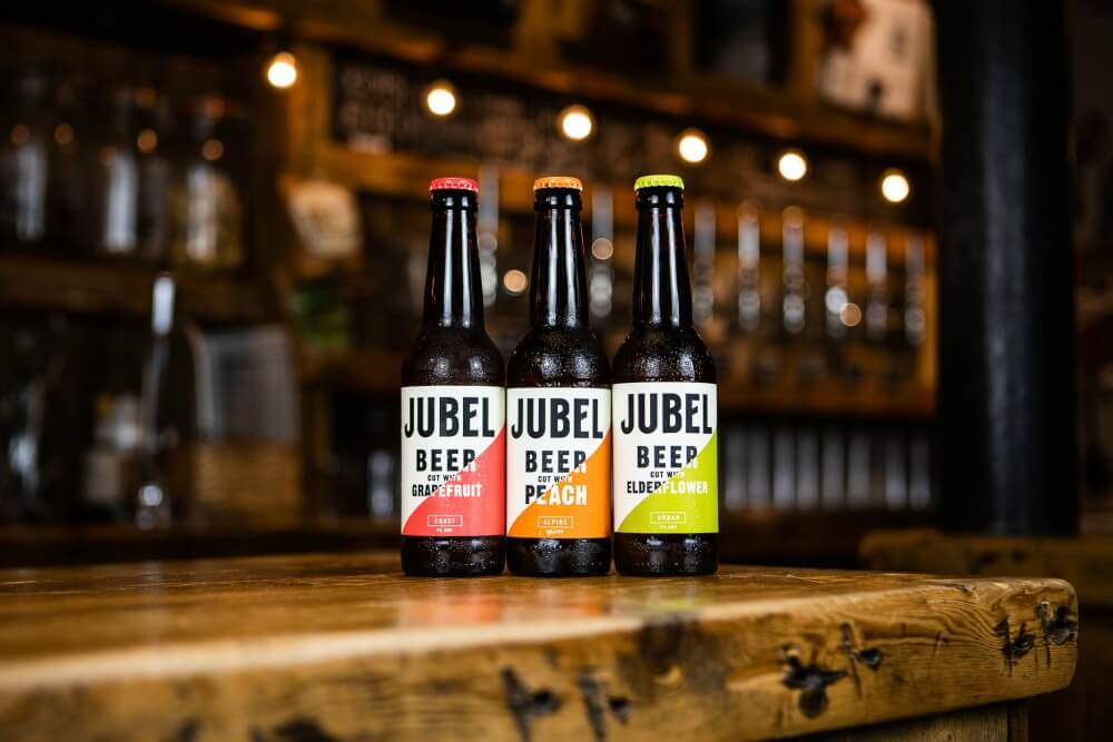 Jubel Beer bottle CREDIT Jubel