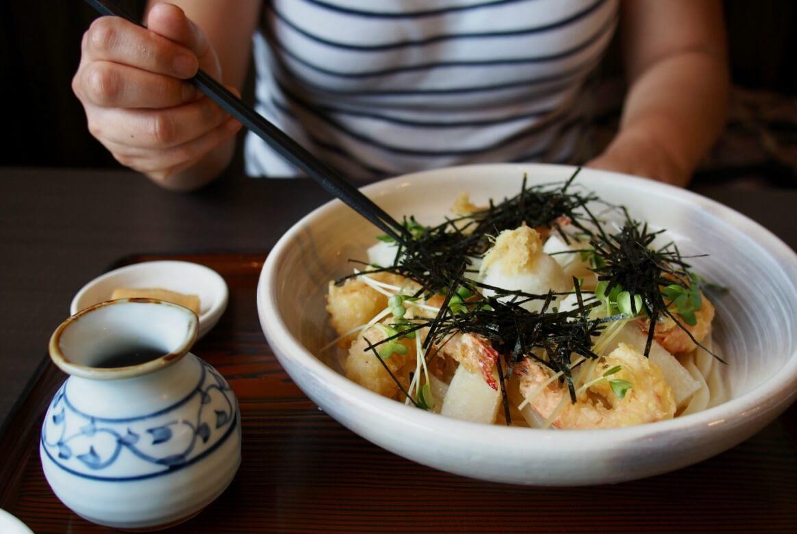 Niseko restaurants CREDIT Patrick Reynolds-Unsplash