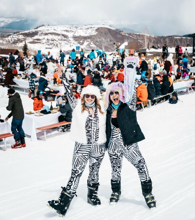 Delete all dating apps - be adventurous CREDIT The Ski Week _ Brendan Paton
