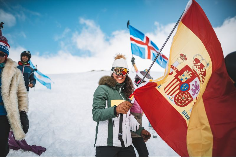 Parade of Nations The Ski Week 2019 831 CREDIT Asa Steinars